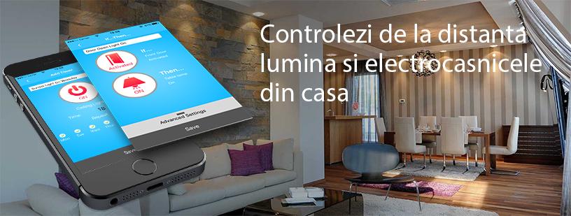 Kit casa inteligenta PNI SmartHome SM400