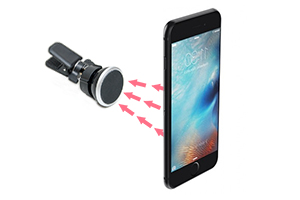 Suport magnetic pentru telefon mobil Silvercloud E