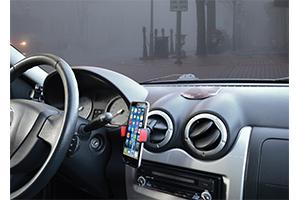Suport pentru telefon mobil Silvercloud Eas