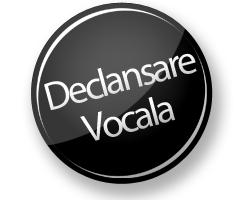 declansare vocala