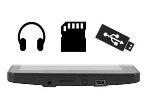 Sistem de navigatie portabil PNI L810