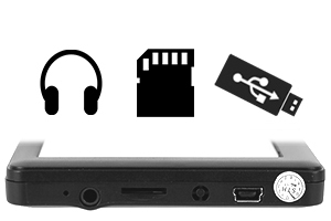 Sistem de navigatie portabil PNI L510