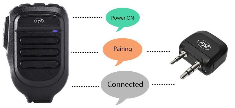 Bluetooth mikrofon PNI BT-MIKE 8500