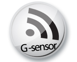 sensore g
