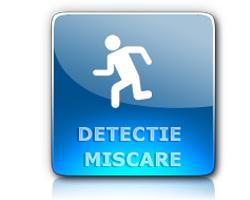 detectie miscare