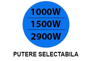 Nagrzewnica elektryczna z olejem PNI Turbo Heat 2900W