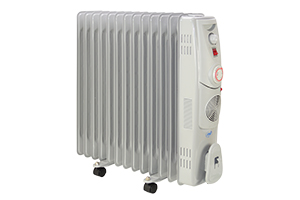 Calorifer electric cu ulei PNI Turbo Heat 2900W