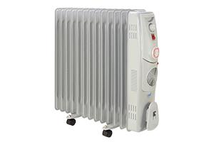 Calorifer electric cu ulei PNI Turbo Heat 2900W