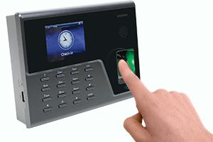 Biometrický systém měření času