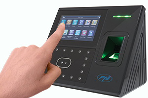 PNI Face 500 with fingerprint reader, recognition