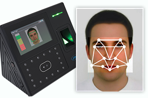 Sistem de pontaj biometric si control acces PNI Fa