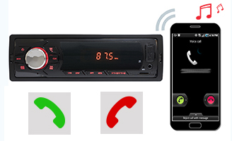 Radio MP3 player auto PNI Clementine 8450BT