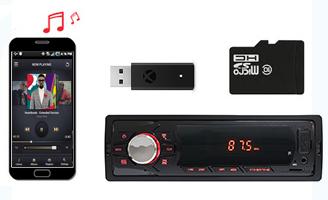 Lettore MP3 per auto PNI Clementine 8450BT