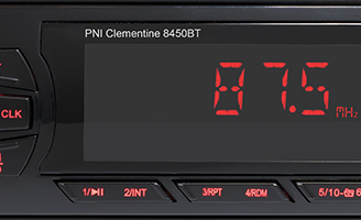Radio MP3 player auto PNI Clementine 8450BT 4x45w