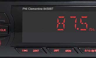Radio lettore MP3 auto PNI Clementine 8450BT 4x45w