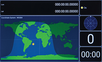 Multimedia player auto PNI A8020 HD cu GPS