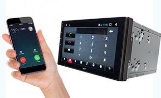 PNI A8020 HD bluetooth-mal