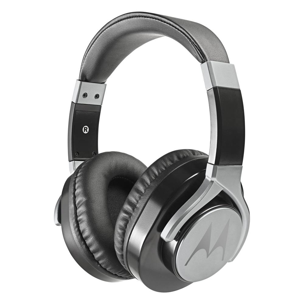Casti audio Motorola Pulse Max cu fir Negru      P