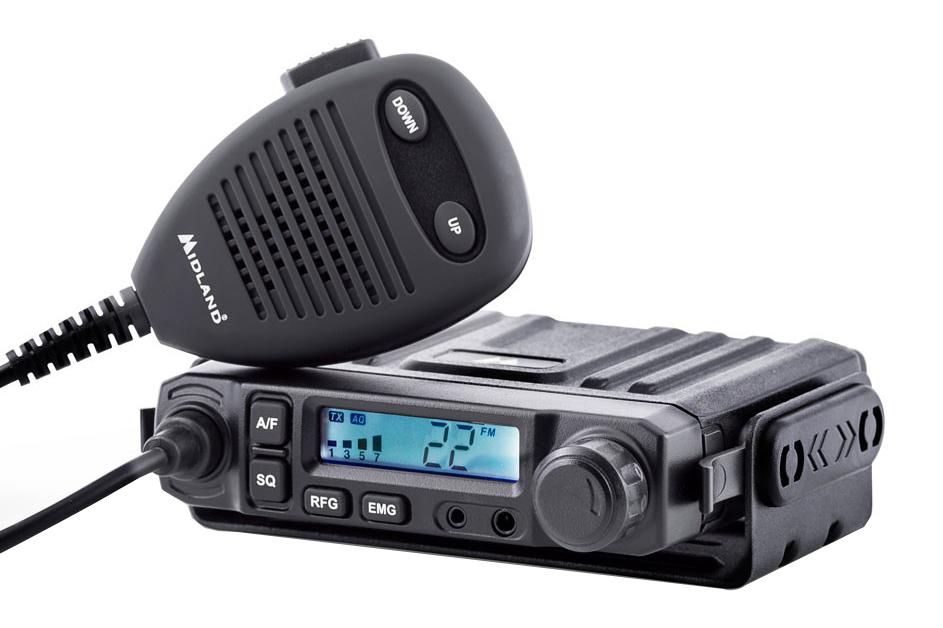Statie radio CB Albrecht AE 6110