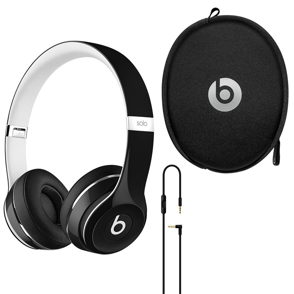 Casti audio on-ear Beats Solo 2 Luxe by Dr. Dre