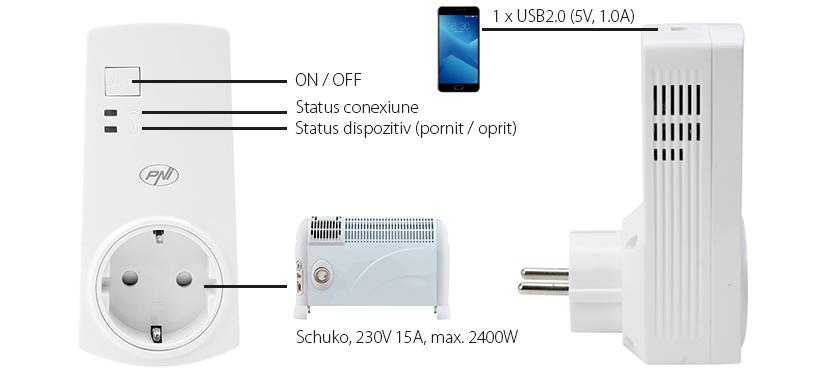 Smart Smart Smart SM1500 okostelefon aljzat