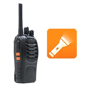 Stazione radio portatile UHF PMR R20