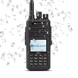 Statie radio VHF/UHF portabila Midland CT990