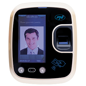Sistem de pontaj biometric si control acces