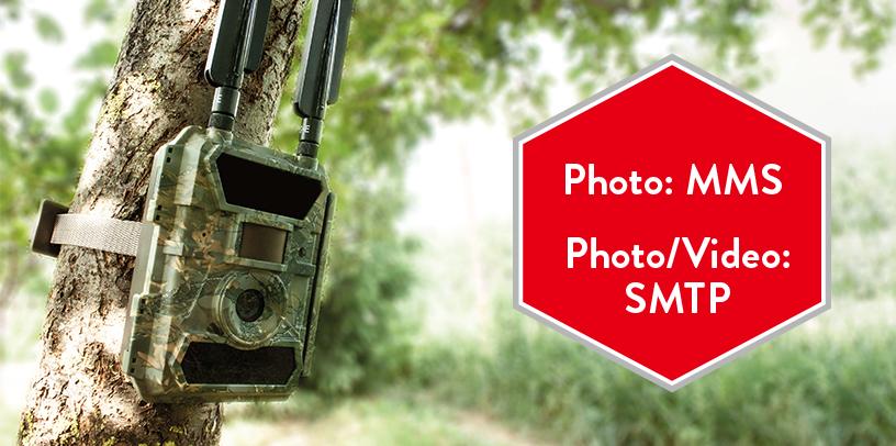 Camera vanatoare PNI Hunting 400C