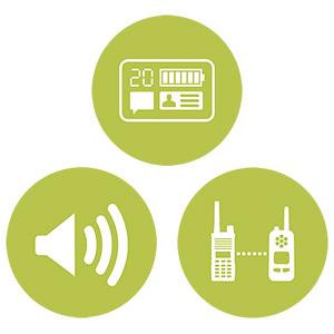 Statie radio profesionala PMR portabila Motorola X