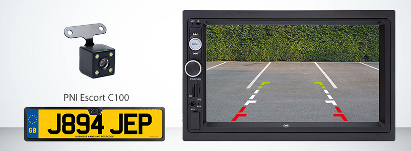 kamera marsarier Multimédia lejátszó PNI V7270