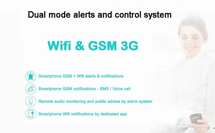 HS550 dual mode