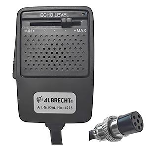 Microfon cu ecou Albrecht Densei EC 2002