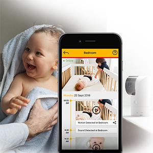 Video Baby Monitor KODAK Cherish C225