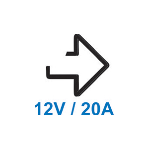 Превключване на източник на напрежение PNI ST20A Plus
