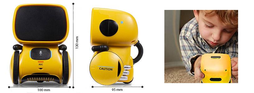 Robot inteligent interactiv PNI Robo One