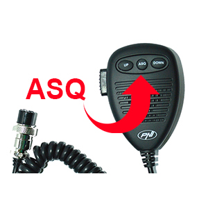 Stazione radio CB PNI HP 8024 Escort con ASQ