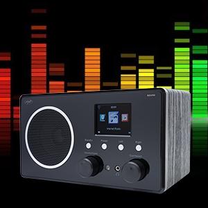 PNI RD290 digitális rádió interneten, FM-n keresztül