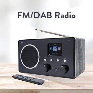 Internet radio DAB si FM PNI RD290