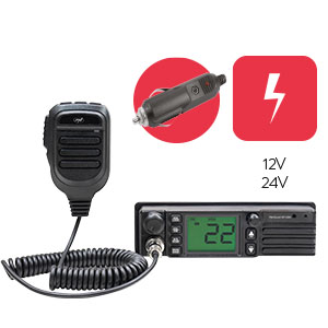 Statie radio CB PNI Escort HP 9500