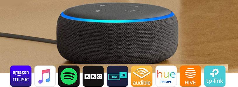 Boxa inteligenta Amazon Echo Dot 3rd Gen