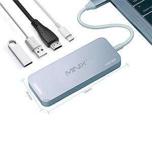 Hub de stocare USB-C revolutionar
