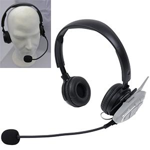 Casti cu microfon Midland Demo Kit Pro Series