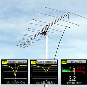 Analizzatore di antenna RigExpert AA-230,