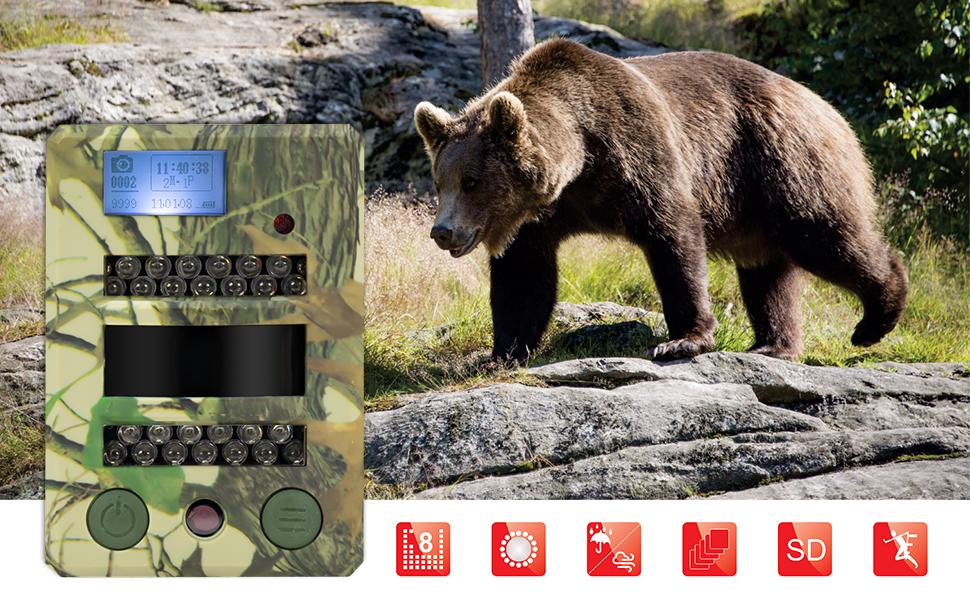 Camera vanatoare PNI Hunting 2C
