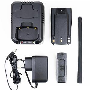 Stazione radio CB portatile TTi TCB-H100
