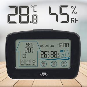 PNI MS500 időjárás állomás külső érzékelővel