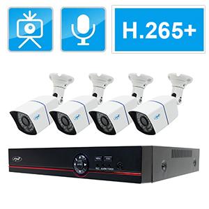 Kit supraveghere video AHD PNI House PTZ1500e