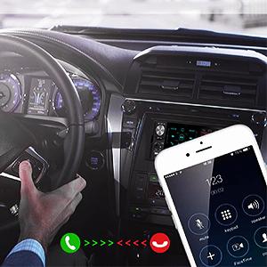 DAB rádió MP3 lejátszó autó PNI Clementine 8480BT
