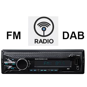DAB Radio MP3 player auto PNI Clementine 8480BT